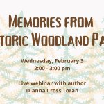 Memories from Historic Woodland Park on February 3, 2021